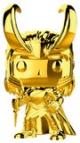 Marvel Studios 10 - Loki (Chrome) Vinyl Figure 376