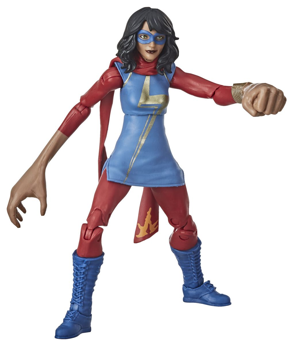 Avengers  Ms. Marvel - Gamerverse (Legends Series)  Actionfigur  Standard