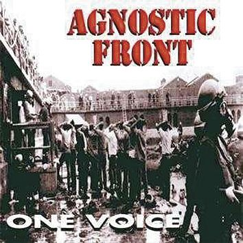 Image of Agnostic Front One voice CD Standard