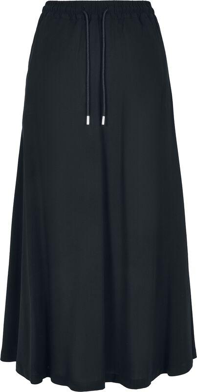 Ladie Viscose Midi Skirt