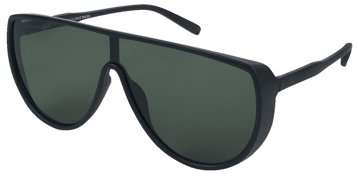 Urban Classics - Flores - Sonnenbrille - schwarz