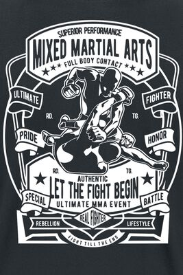 Mixed Martial Arts - Let The Fight Begin