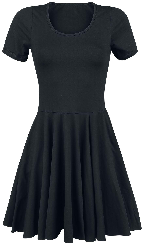 Kleider - Outer Vision Triana Mittellanges Kleid schwarz  - Onlineshop EMP