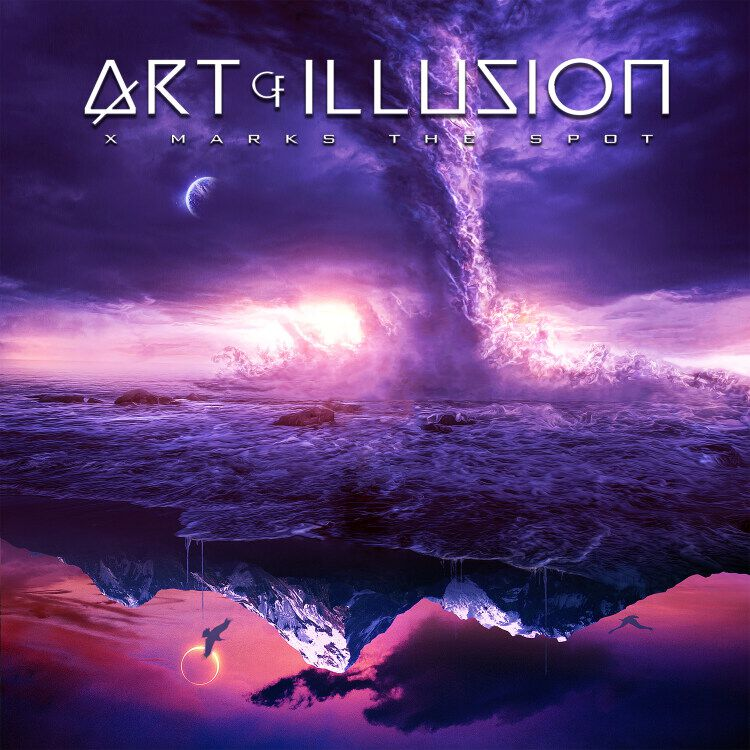 Image of Art Of Illusion X Marks the spot CD Standard