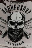 Skull Barber Skull