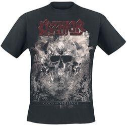 Gods Of Violence-Skulls