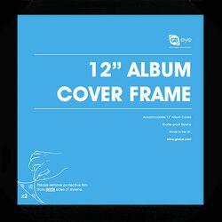 Vinyl-Rahmen 12