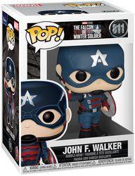John F. Walker Vinyl Figur 811