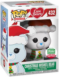 Christmas Wishes Bear (Funko Shop Europe) Vinyl Figure 432
