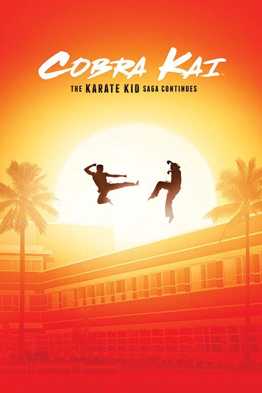 The Karate Kid Saga continues