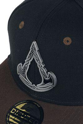 Valhalla - Metal Badge