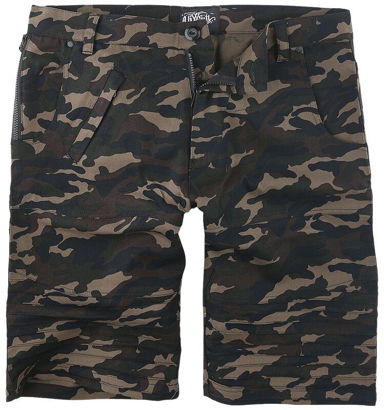 Mykel Shorts