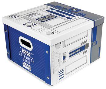 R2-D2 Aufbewahrungsbox