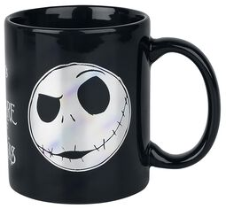 Jack Face - Tasse mit Foliendruck