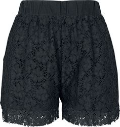 Ladies Lace Shorts