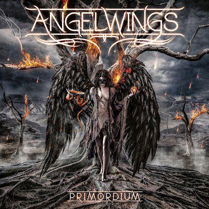 Image of Angelwings Primordium CD Standard