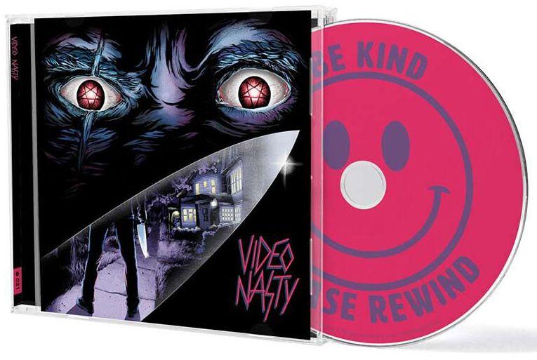 Video Nasty Video Nasty CD multicolor O- 021