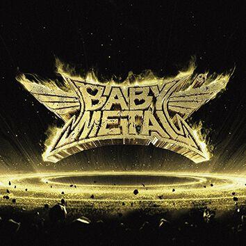 Image of Babymetal Metal resistance CD Standard