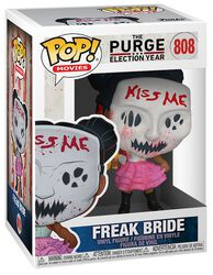 The Purge Election Year - Freak Bride Vinyl Figure 808