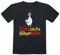 Zickezacke Hühnerkacke