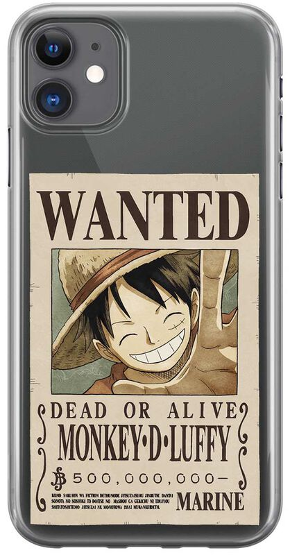 Wanted Ruffy - iPhone