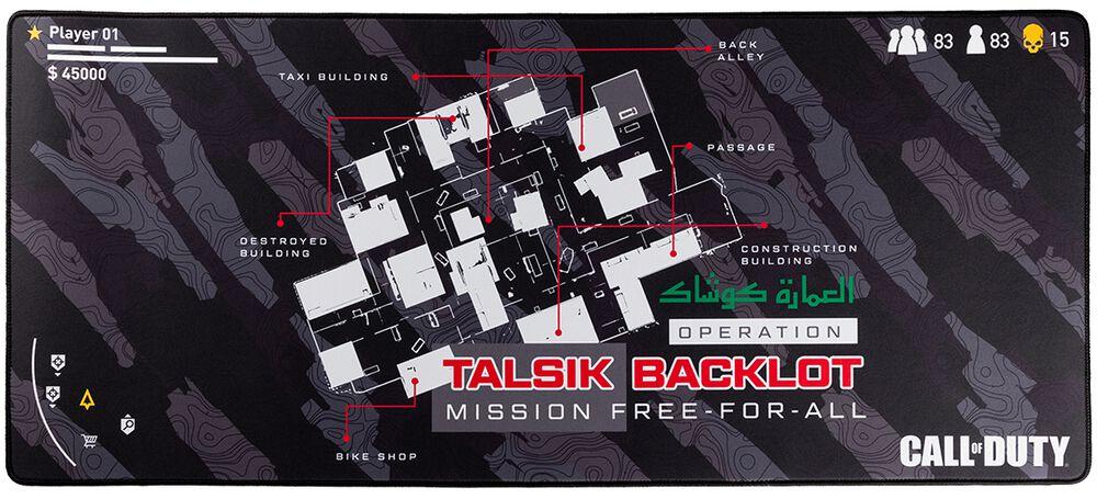 Warzone - Talsik Backlot