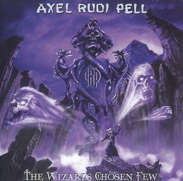 Image of Axel Rudi Pell The wizards chosen few 2-CD Standard