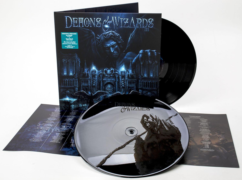 Demons & Wizards  III  2-LP  Standard