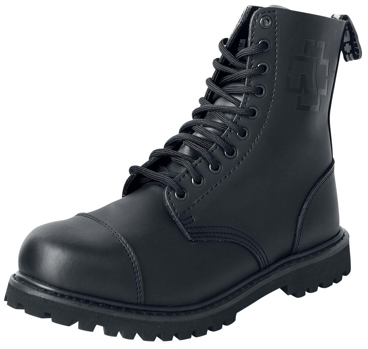 Rammstein Rammstein Boot schwarz