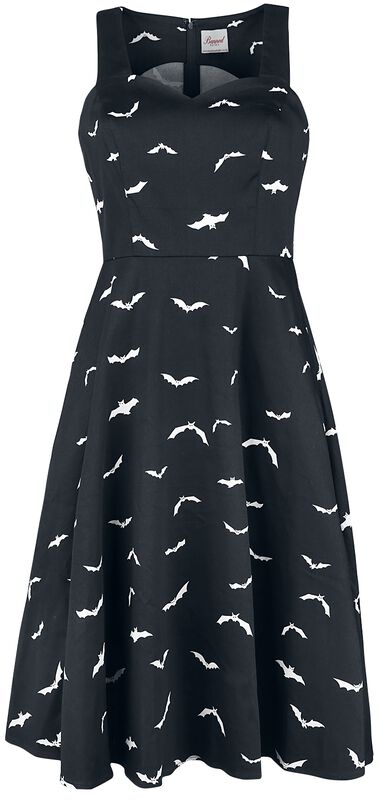 Shes Batty For You Swing Dress