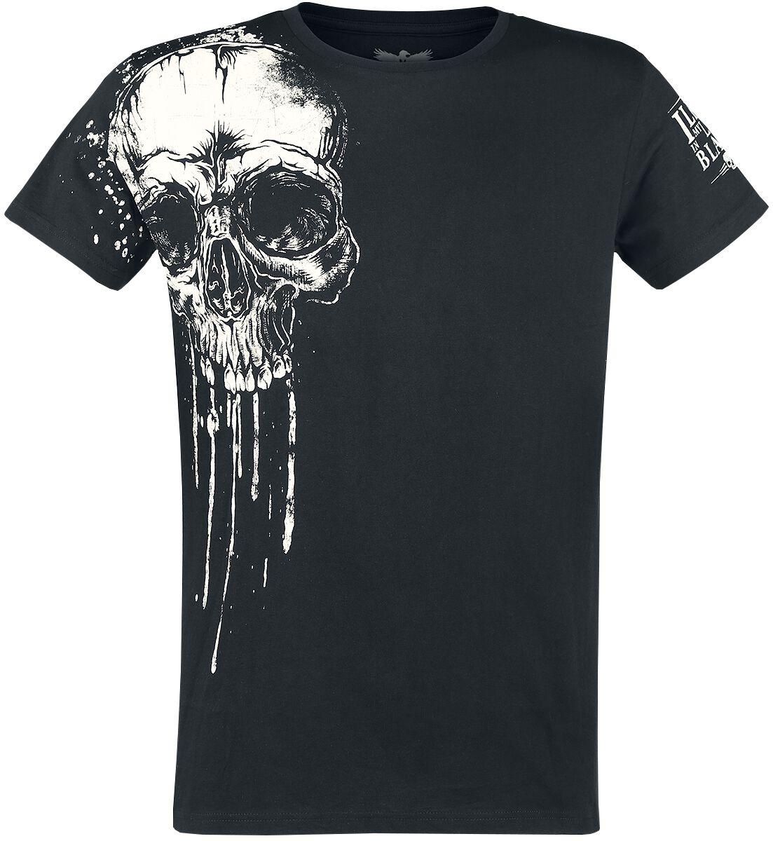 Black Premium by EMP Rebel Soul T-Shirt black