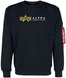 Alpha Label Sweater