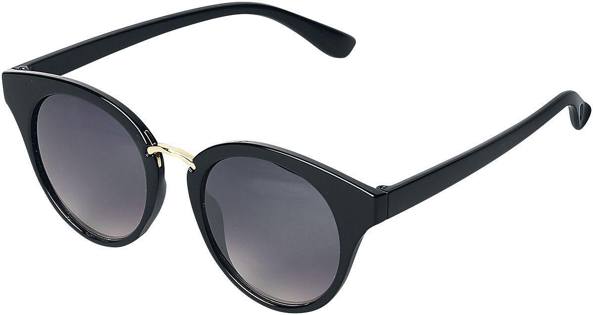 Sonnenbrillen für Frauen - Rockabilly Schwarz Sonnenbrille schwarz  - Onlineshop EMP