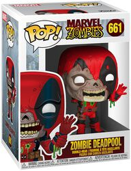 Zombies - Zombie Deadpool Vinyl Figur 661