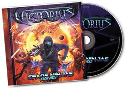 Victorius Space Ninjas from Hell