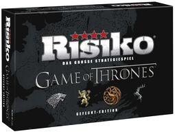 Game of Thrones Risiko - Gefecht -Edition