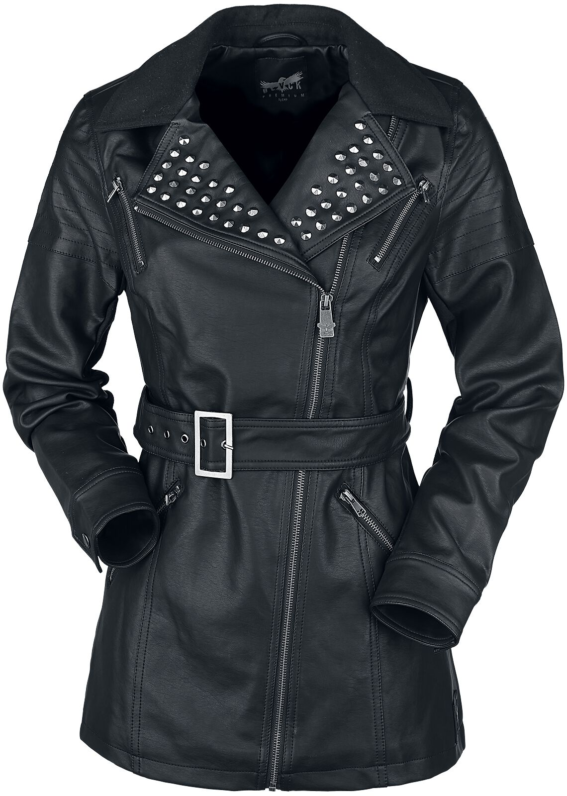 Jacken für Frauen - Black Premium by EMP The Eternal Backstage Pass Girl Jacke schwarz  - Onlineshop EMP