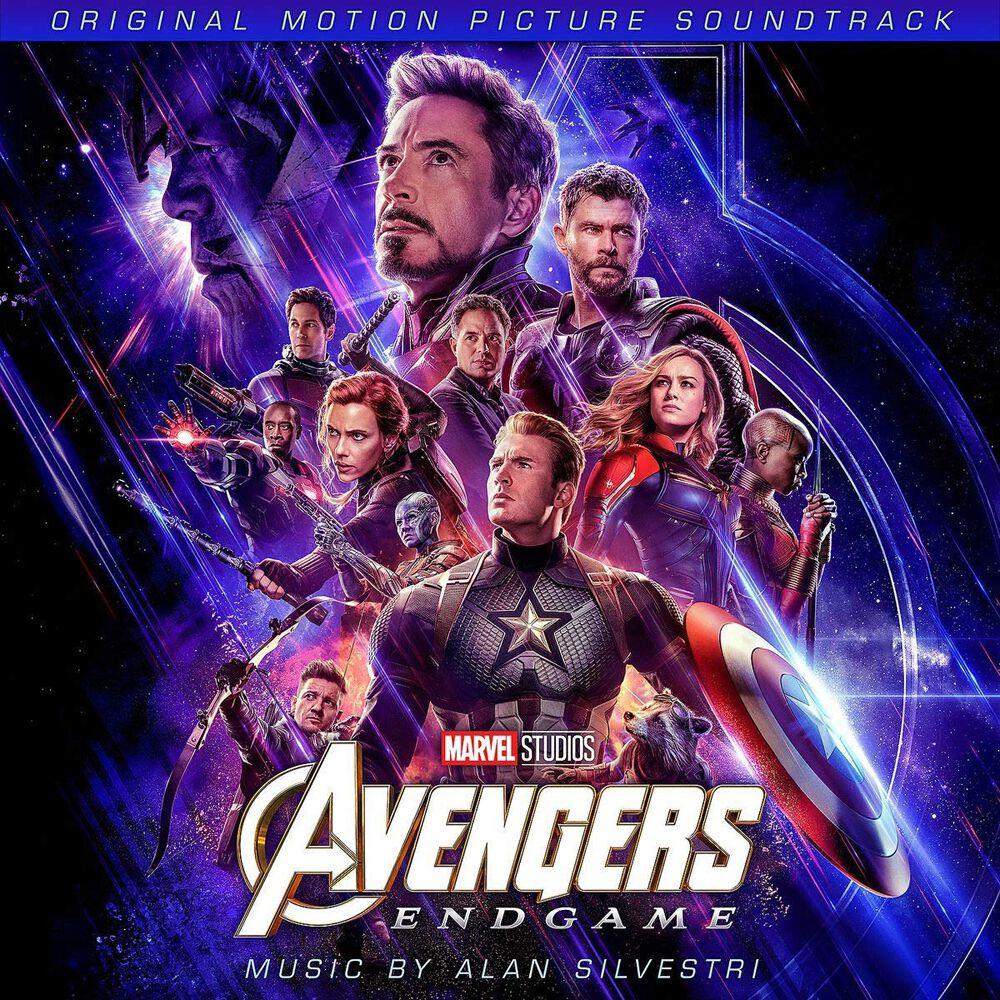Image of Avengers Avengers - Endgame CD Standard