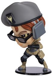 Siege - Six Collection - Zofia Chibi Figur