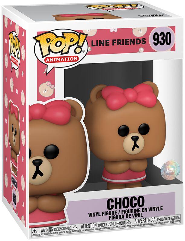 Choco Vinyl Figur 930