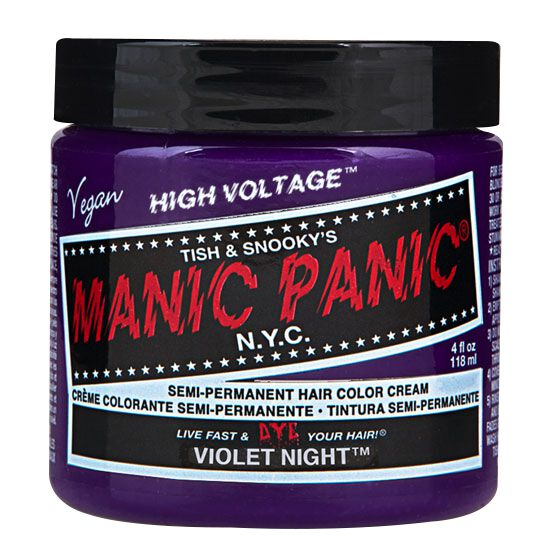 Manic Panic Violet Night - Classic  Haar-Farben  purple