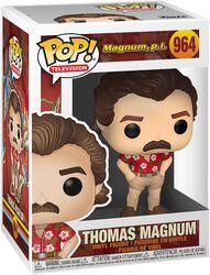 Thomas Magnum Vinyl Figur 964