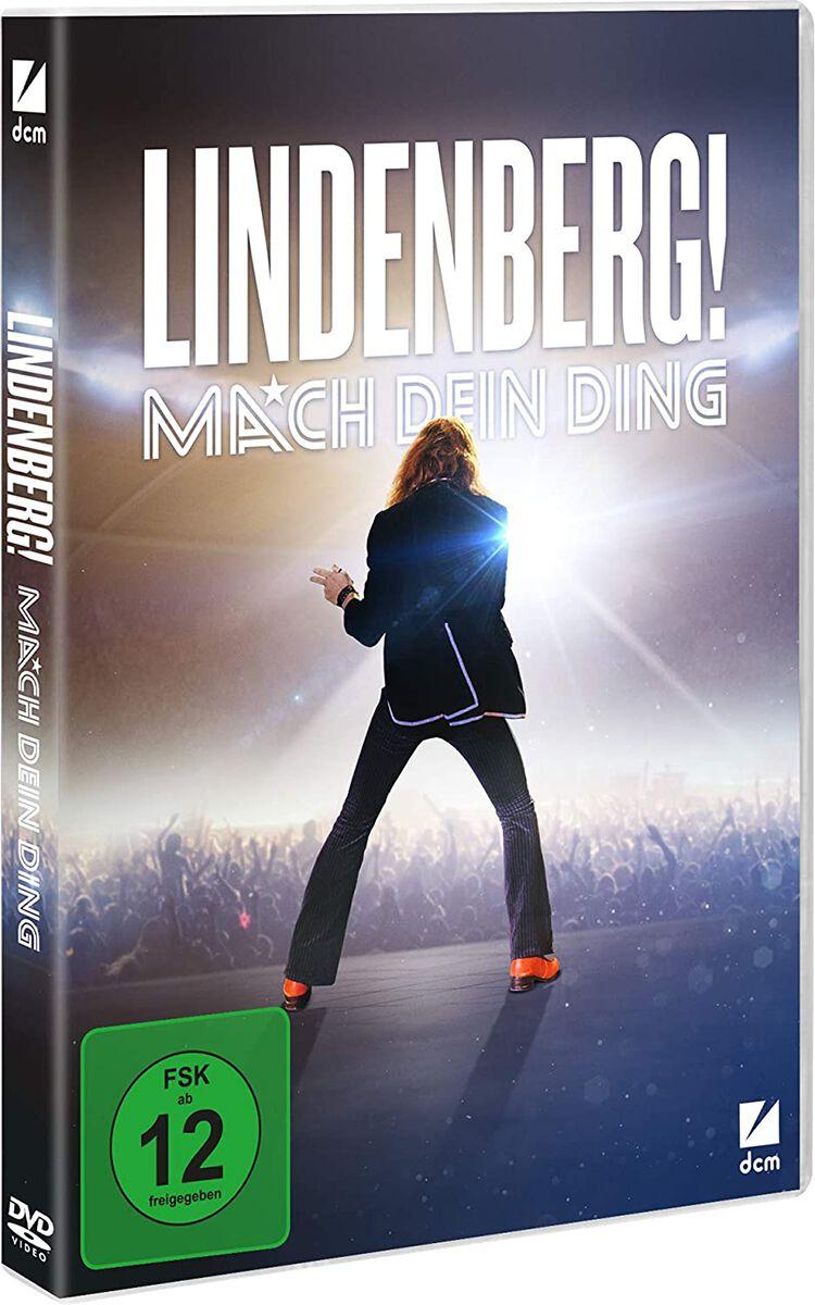 Udo Lindenberg Lindenberg! Mach dein Ding  DVD  Standard