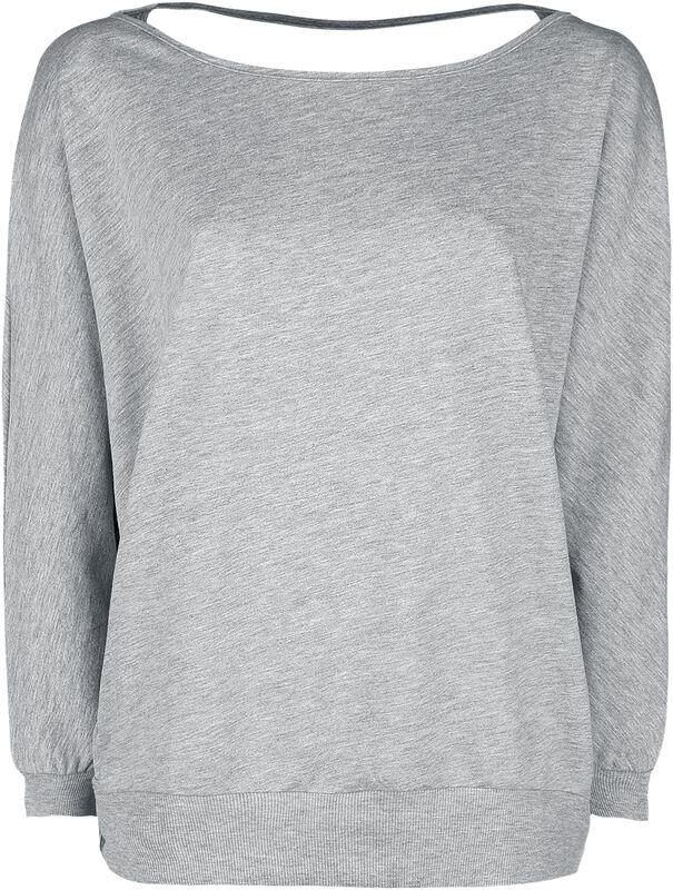 Backfree Sweater