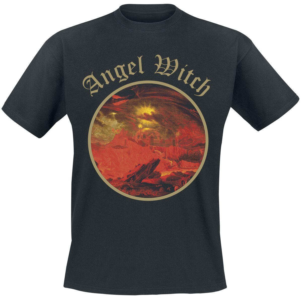 Image of Angel Witch Angel Witch T-Shirt schwarz
