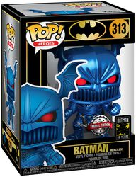 80th - Batman (Merciless) Vinyl Figur 313