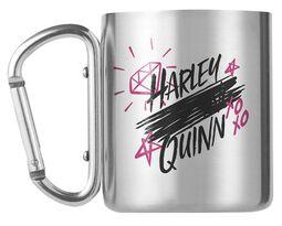 Harley Quinn - Tasse mit Karabinerhaken