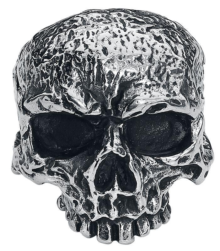 Grave Skull Ring