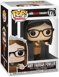 Amy farrah Fowler Vinyl Figure 779