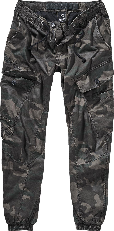 Image of Brandit Ray Vintage Trouser Cargopant darkcamo